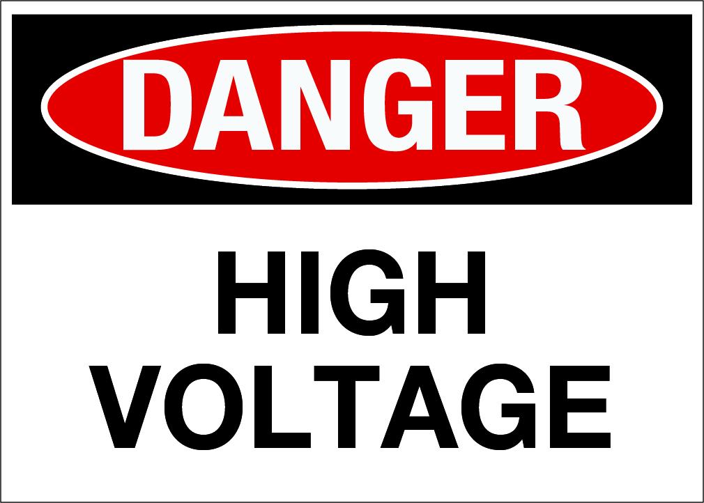 Danger Danger High Voltage Mazdamovement
