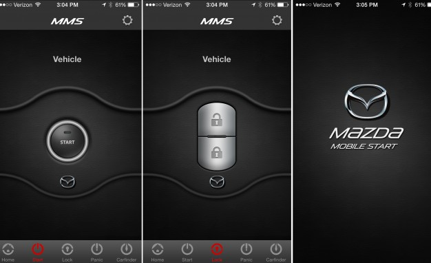 My Mazda App >> Mazda Gets Remote Start App For Ios And Android Mazdamovement