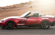 Take A Ride In Mazda's MX-5 Miata Cup Race Car