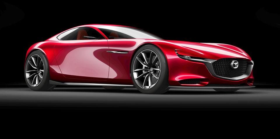 Mazda RX-Vision Concept Revealed