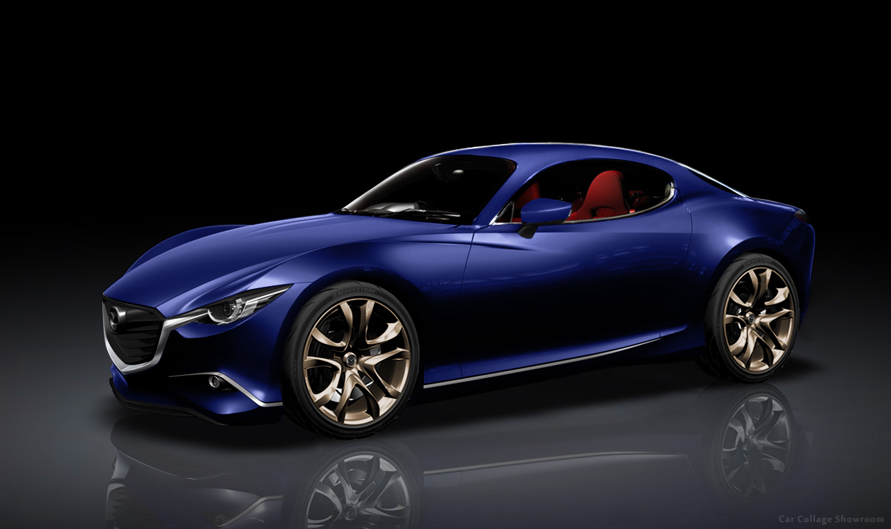 Mazda Rx 9 Concept In Our Subconscious Mind